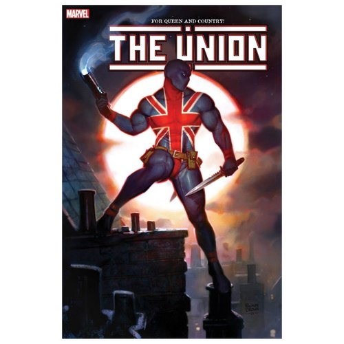 THE UNION #4 (OF 5) BROWN VAR