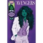 AVENGERS #43 BARTEL SHE-HULK WOMENS HISTORY MONTH VAR