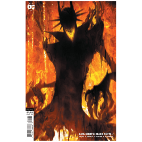 DARK NIGHTS DEATH METAL #7 (OF 7) CVR C STANLEY ARTGERM LAU BATMAN WHO LAUGHS VAR