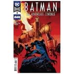 BATMAN THE ADVENTURES CONTINUE 4 OF 7 CVR A JAMES HARREN