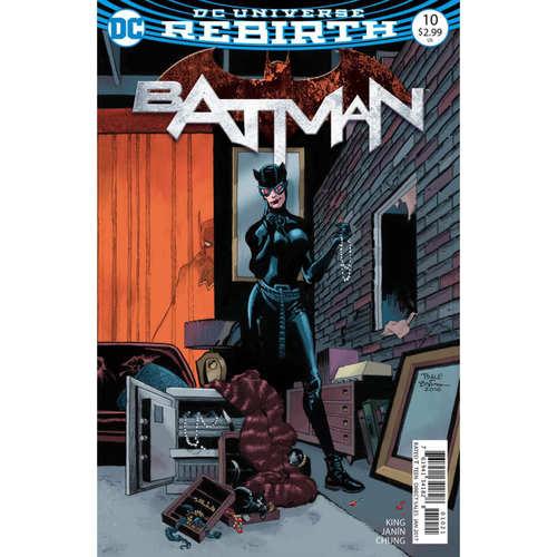 BATMAN #10 VARIANT