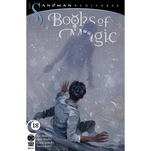 BOOKS OF MAGIC 18 MR