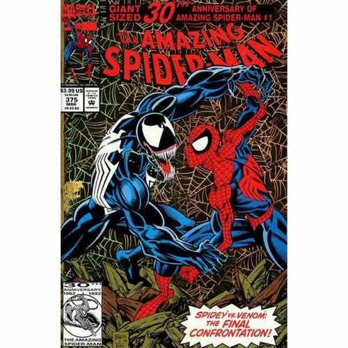 AMAZING SPIDER-MAN #375