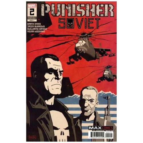 PUNISHER SOVIET 2 OF 6 MR