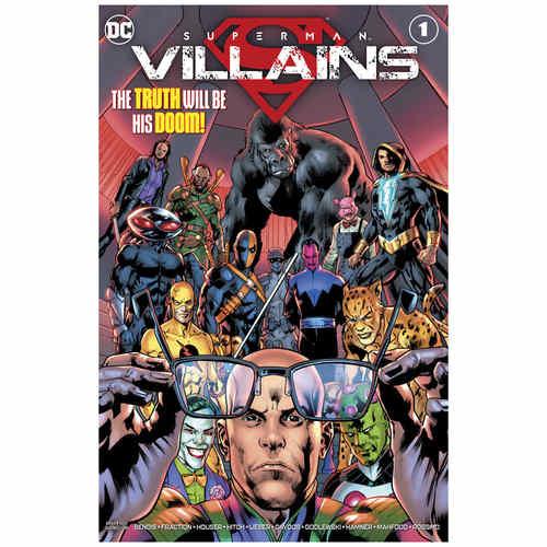 SUPERMAN VILLAINS 1