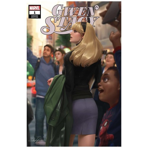 GWEN STACY 1 OF 5 JEEHYUNG LEE VAR