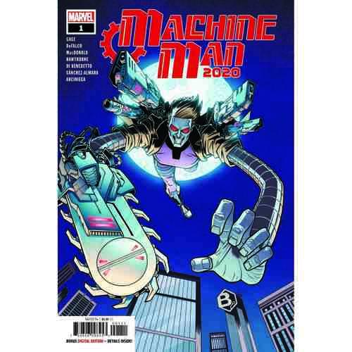 2020 MACHINE MAN 1 OF 2