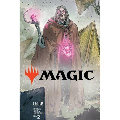 MAGIC THE GATHERING (MTG) #2 2ND PTG GUARA