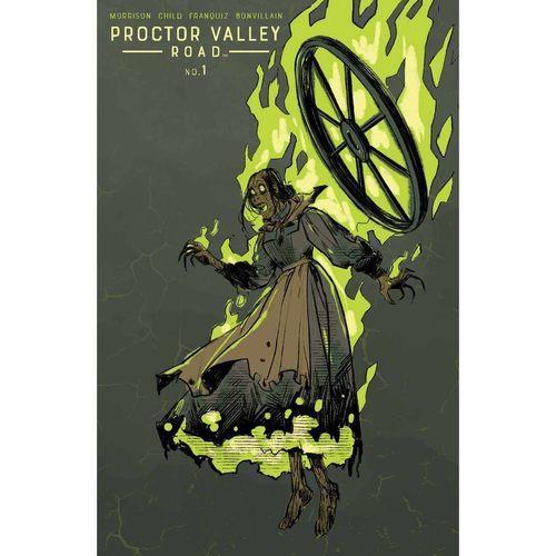 PROCTOR VALLEY ROAD #1 (OF 5) 2ND PTG FRANQUIZ