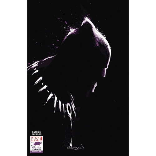 BLACK PANTHER #25 GLEASON STORMBREAKERS VAR