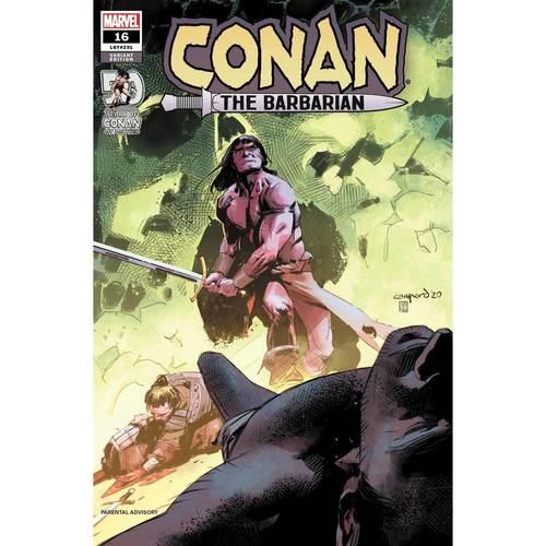 CONAN THE BARBARIAN #16 NORD VAR