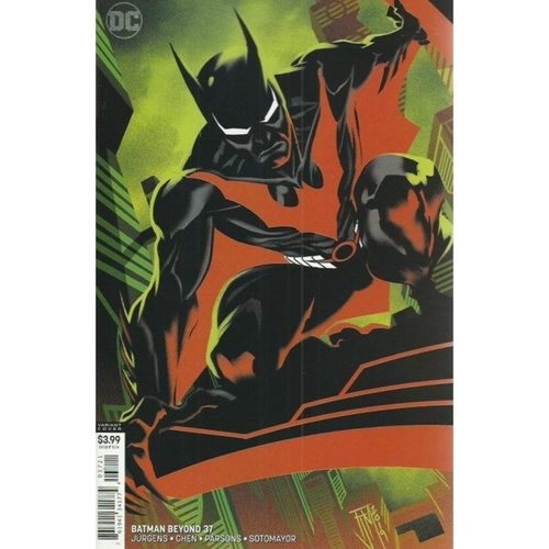 BATMAN BEYOND #37 VARIANT EDITION