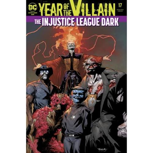 JUSTICE LEAGUE DARK 17 YOTV ACETATE