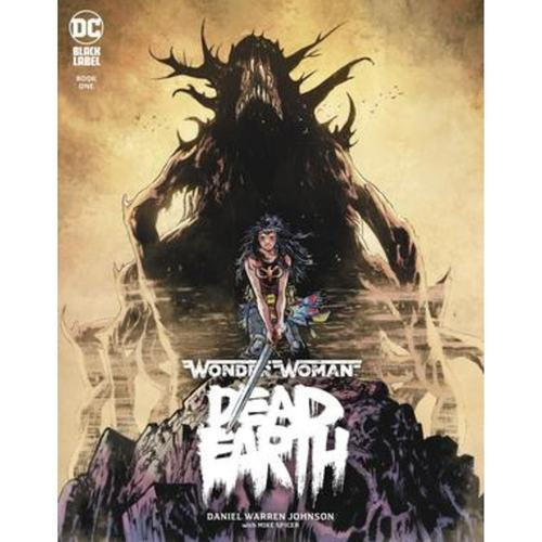WONDER WOMAN DEAD EARTH 1 OF 4 MR