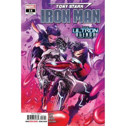 TONY STARK IRON MAN 18