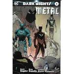DARK NIGHTS METAL #5 PLANET COMICON KANSAS CITY VARANT