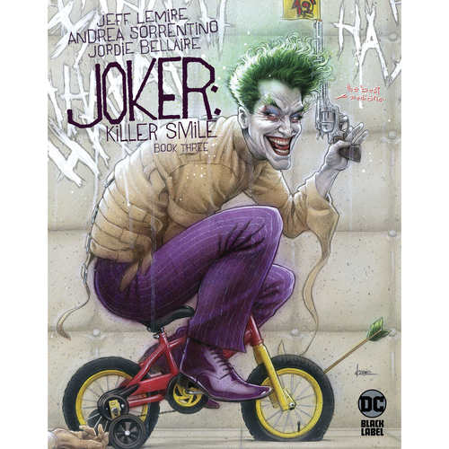 JOKER KILLER SMILE 3 OF 3 KAARE ANDREWS VAR ED MR