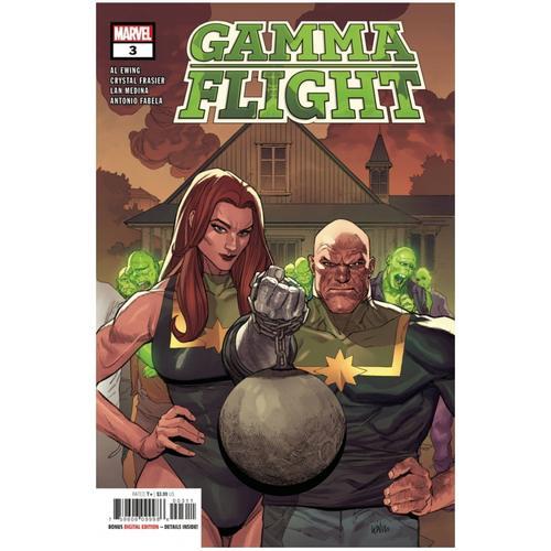 GAMMA FLIGHT #3 (OF 5)