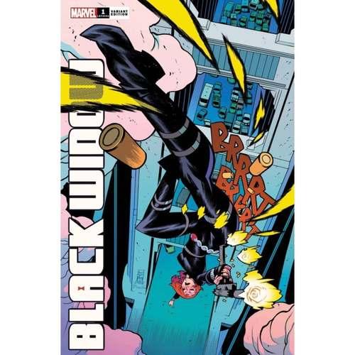 BLACK WIDOW #1 JACINTO VAR