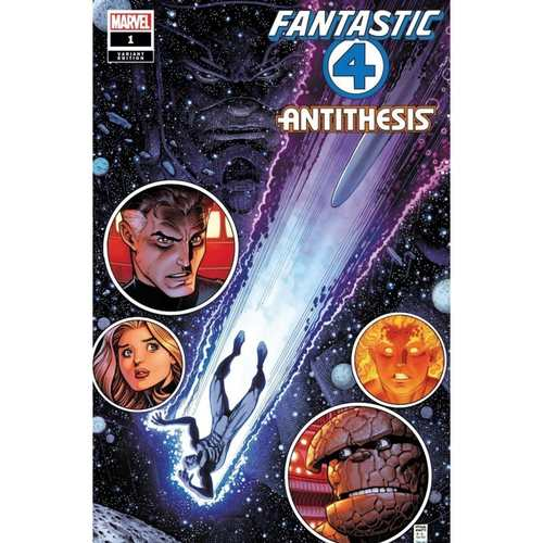 FANTASTIC FOUR ANTITHESIS #1 (OF 4) ART ADAMS VAR