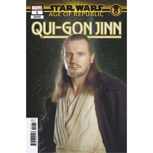 STAR WARS: AGE OF REPUBLIC - QUI-GON JINN - MOVIE VAR