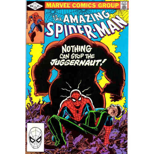 AMAZING SPIDER-MAN #229