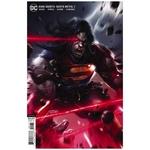 DARK NIGHTS DEATH METAL #1 (OF 6) MATTINA SUPERMAN VAR ED