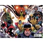 UNCANNY X-MEN #600 ED MCGUINNESS WRAPAROUND VARIANT