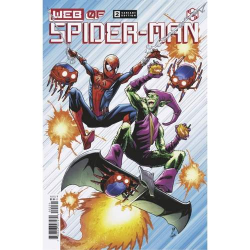 WEB OF SPIDER-MAN #2 (OF 5) ALBURQUERQUE VAR