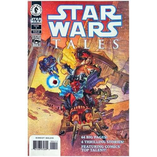 STAR WARS TALES #4 FIRST PRINT