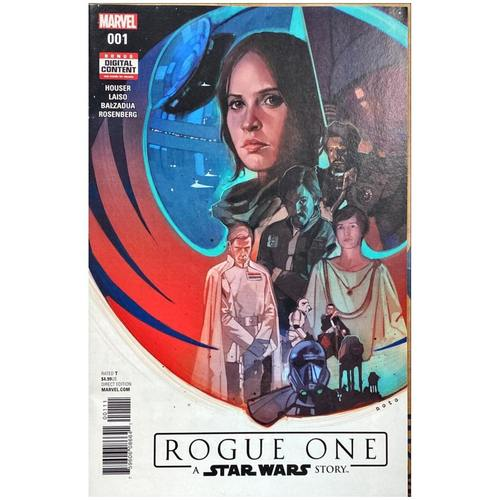 STAR WARS ROGUE ONE #1