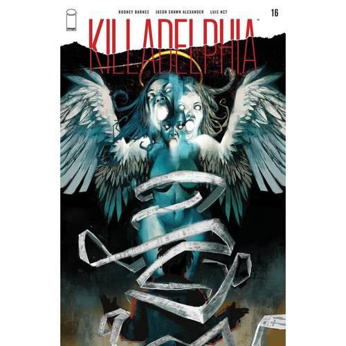 KILLADELPHIA #16 CVR A ALEXANDER