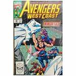 WEST COAST AVENGERS #62