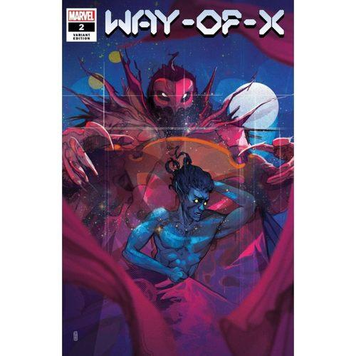 WAY OF X #2 WARD VAR