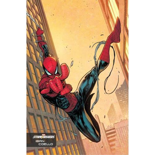 AMAZING SPIDER-MAN #54 Coello Stormbreakers Var