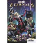 ETERNALS #1 RAMOS LAUNCH VAR