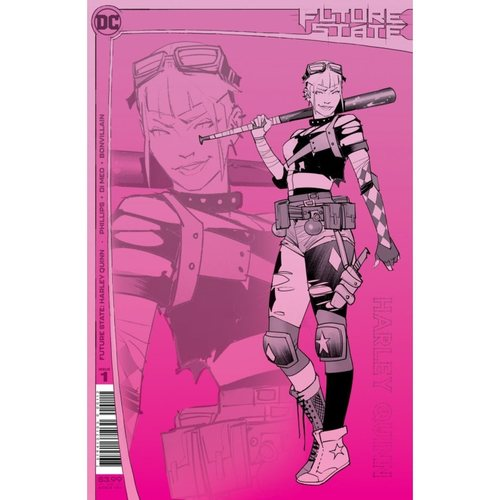 FUTURE STATE HARLEY QUINN #1 (OF 2) Second Printing