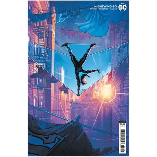 NIGHTWING #80 CVR B JAMAL CAMPBELL CARD STOCK VAR