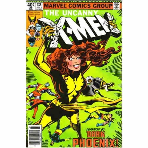 UNCANNY X-MEN #135 (KEY ISSUE)