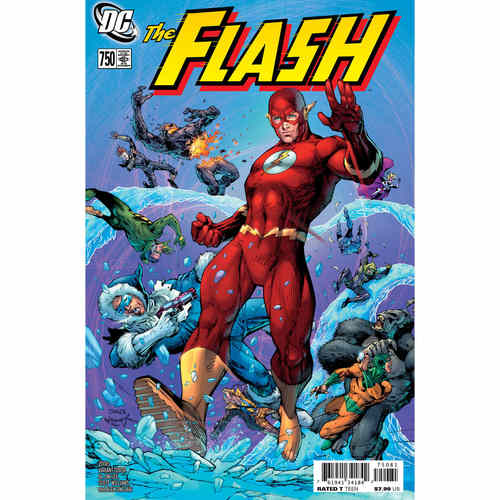 FLASH 750 2000S JIM LEE VAR ED