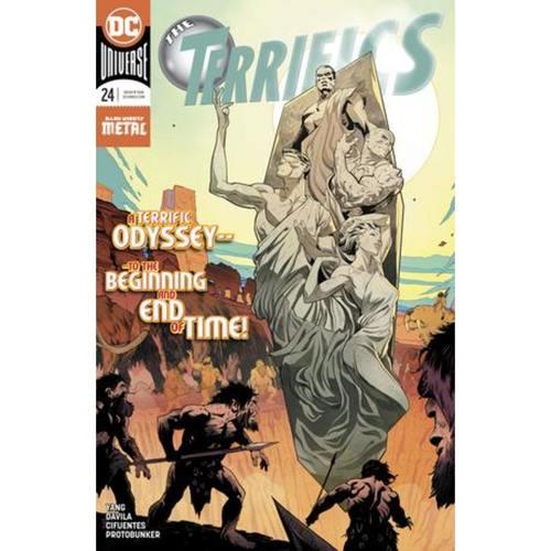 TERRIFICS 24