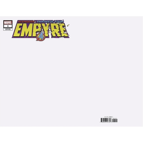 EMPYRE #1 (OF 6) BLANK VAR