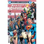 DOLLAR COMICS JUSTICE LEAGUE OF AMERICA 1 2006