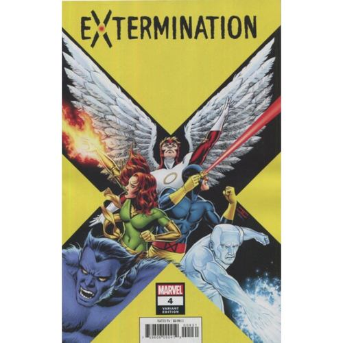 EXTERMINATION #4 CASSADAY VARIANT