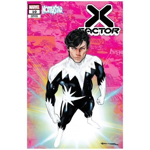 X-FACTOR #10 JIMENEZ PRIDE MONTH VAR GALA