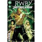RWBY JUSTICE LEAGUE #3 (OF 7) CVR A MIRKA ANDOLFO