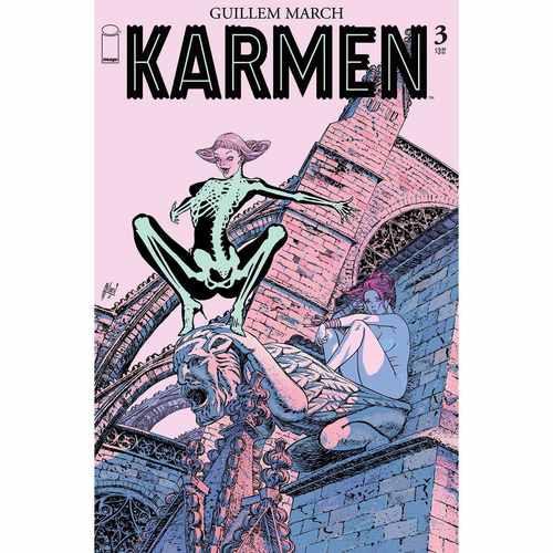 KARMEN #3 (OF 5) CVR A GUILLEM