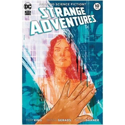 STRANGE ADVENTURES #10 (OF 12) CVR A MITCH GERADS (MR)
