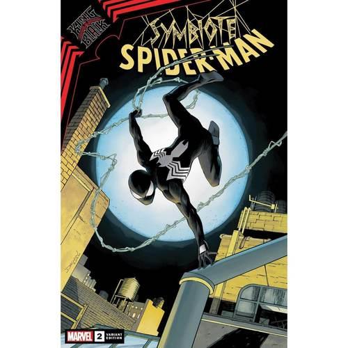 SYMBIOTE SPIDER-MAN KING IN BLACK #2 (OF 5) SHALVEY VAR