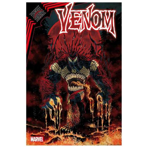 VENOM #34 SUPERLOG VENOM-THING VAR KIB